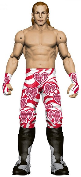 Shawn Michaels (Chase)