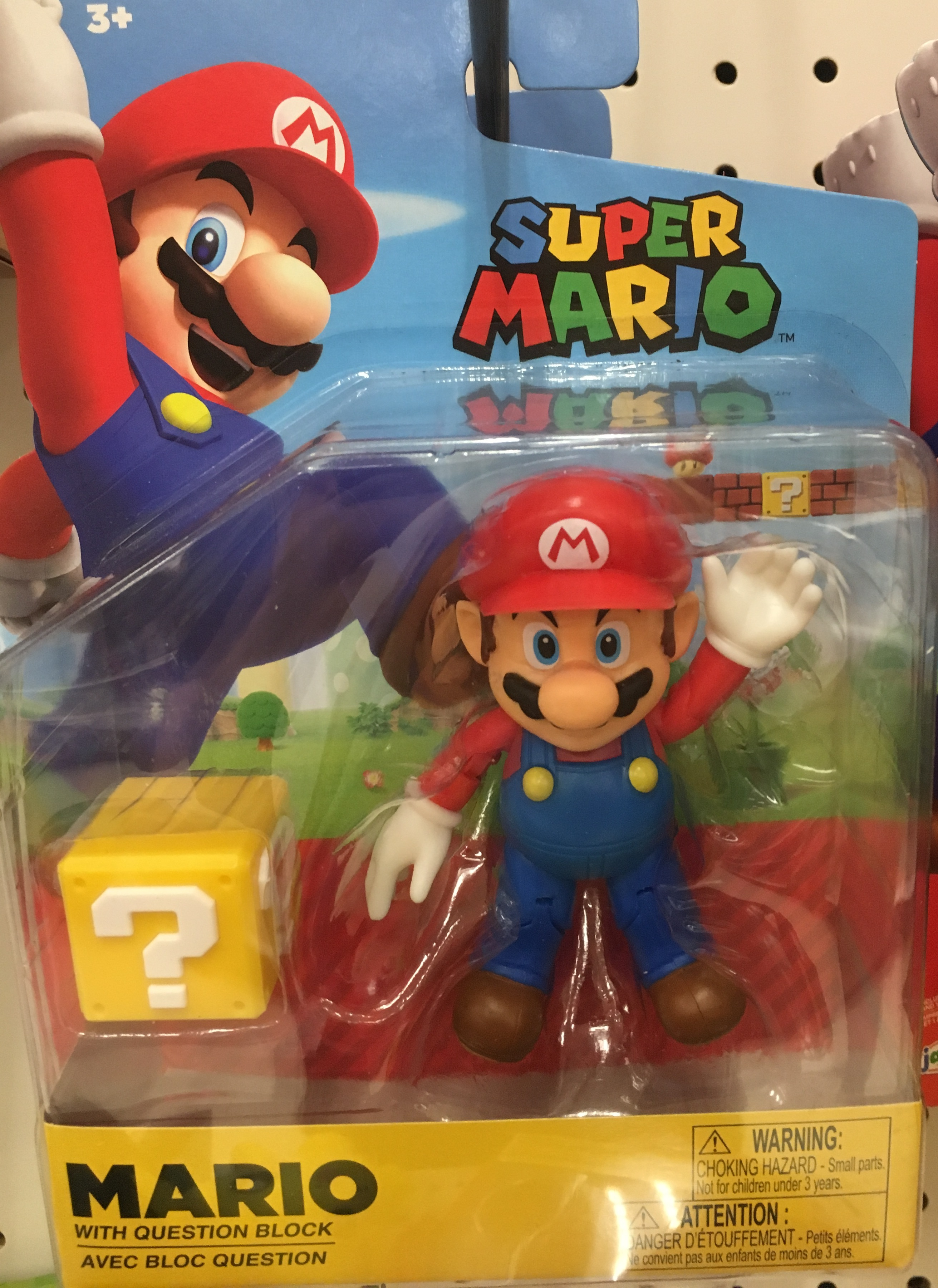 Mario (Question Block)