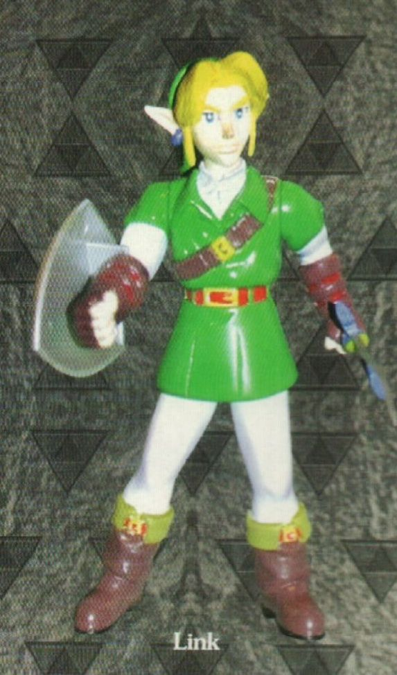 Mature Link (Cancelled - Unreleased) (Shown at Toy Fair 1999)