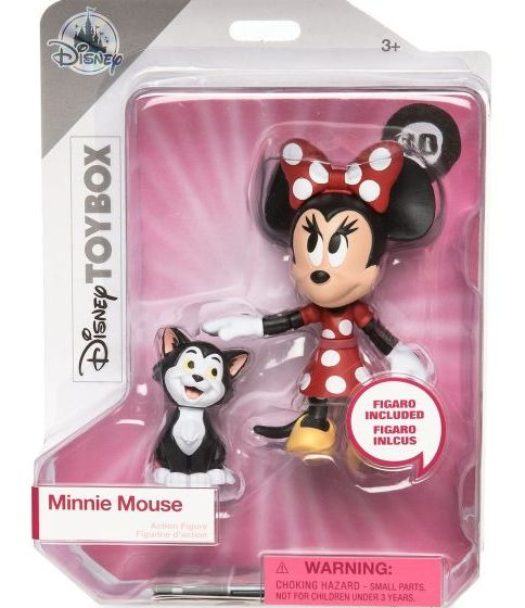 10 Minnie Mouse and Figaro