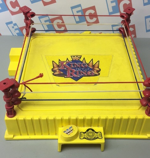WWF King of the Ring Yellow Ring