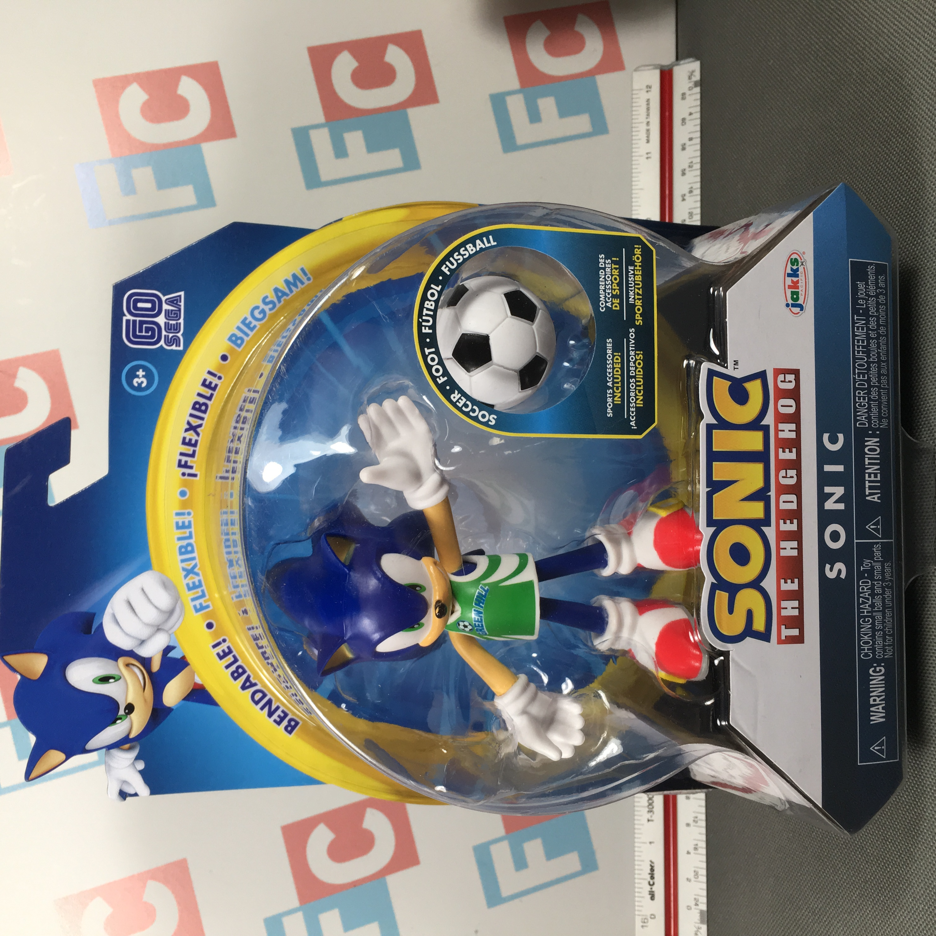 Sonic the Hedgehog (Soccer)
