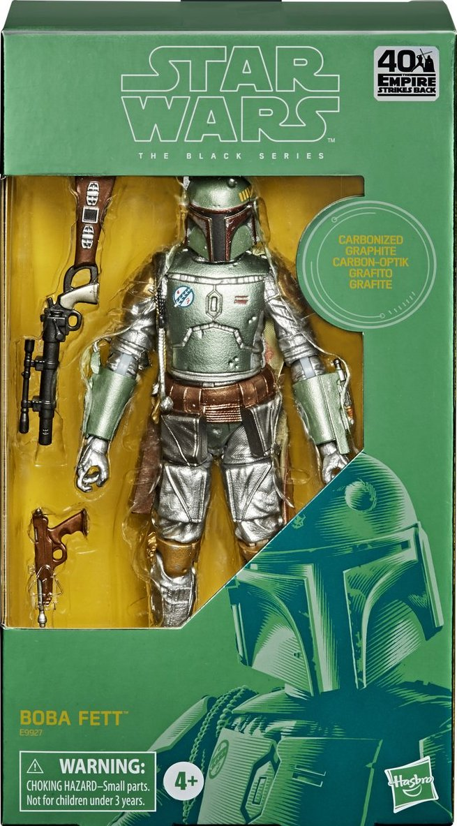 Carbonized Boba Fett (Fan Channel)
