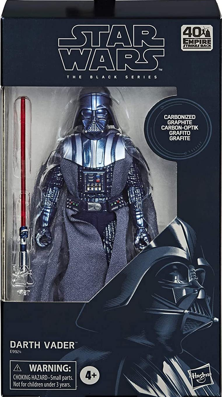 Carbonized Darth Vader (Amazon)