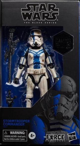 Stormtrooper Commander (GameStop)