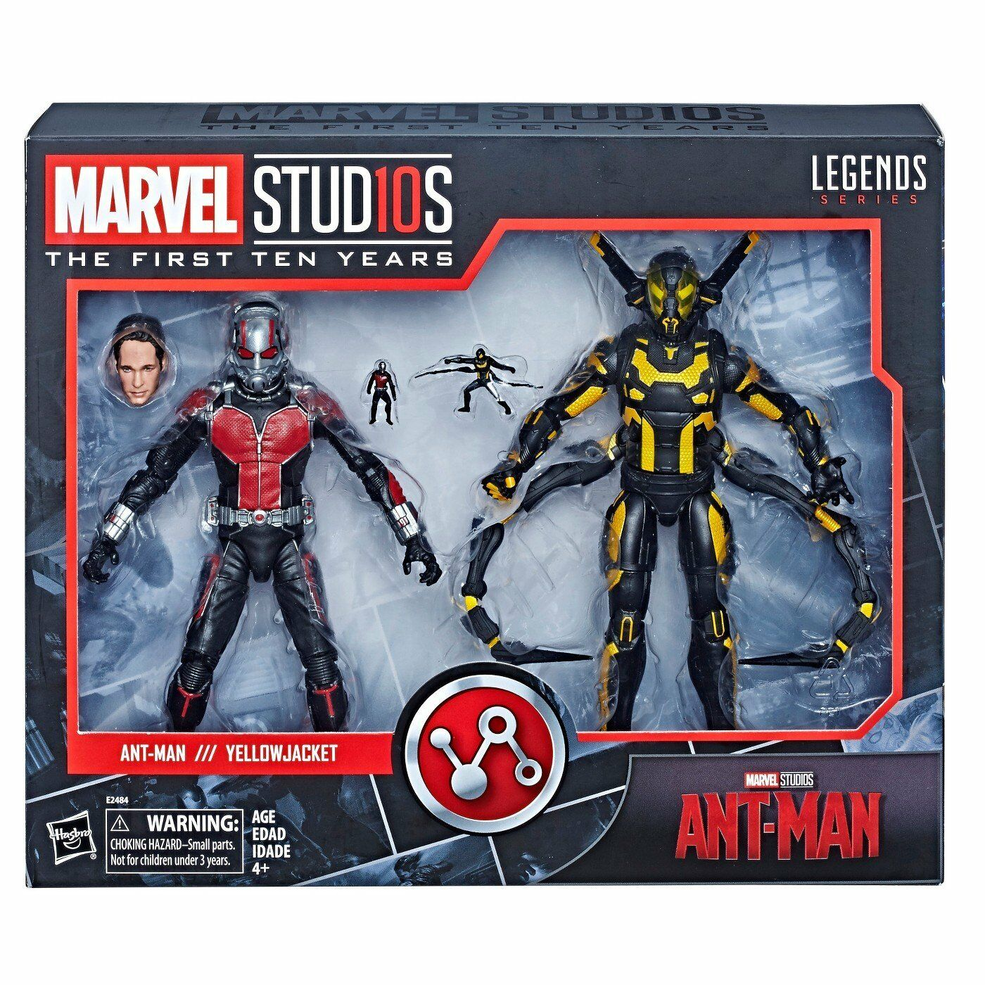 First Ten Years Ant-Man & Yellow Jacket