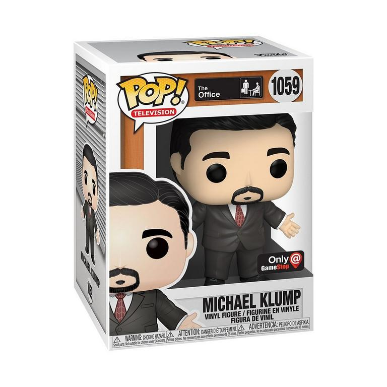 1059 Michael Klump (Michael Scott) (The Office)