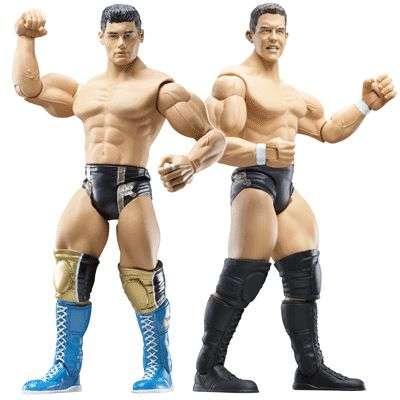 Cody Rhodes & Ted Dibiase