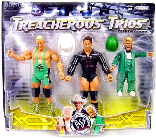 Hornswoggle Finlay and JBL