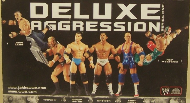 Deluxe Aggression Series 1