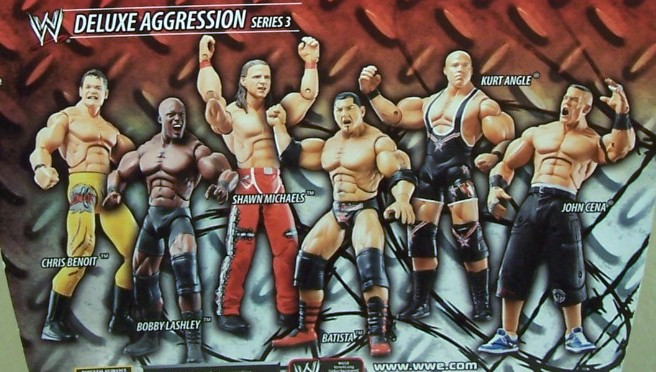 Deluxe Aggression Series 3