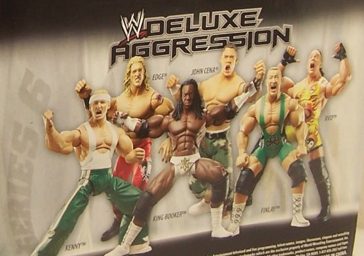 Deluxe Aggression Series 6