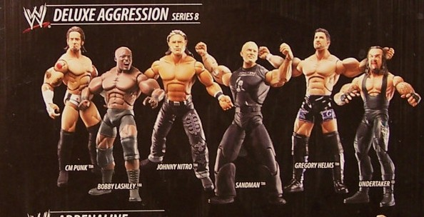 Deluxe Aggression Series 8