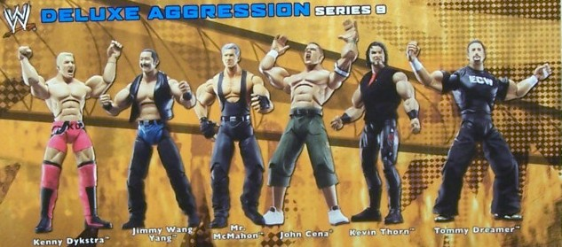 Deluxe Aggression Series 9