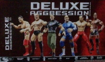 Deluxe Aggression Series 11