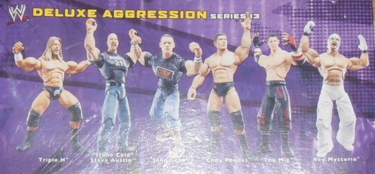 Deluxe Aggression Series 13