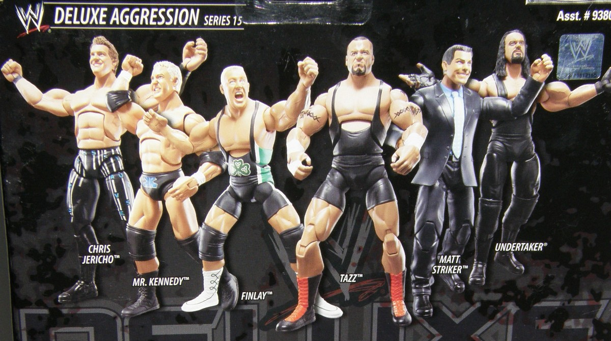 Deluxe Aggression Series 15
