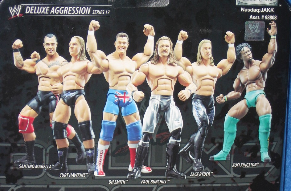 Deluxe Aggression Series 17