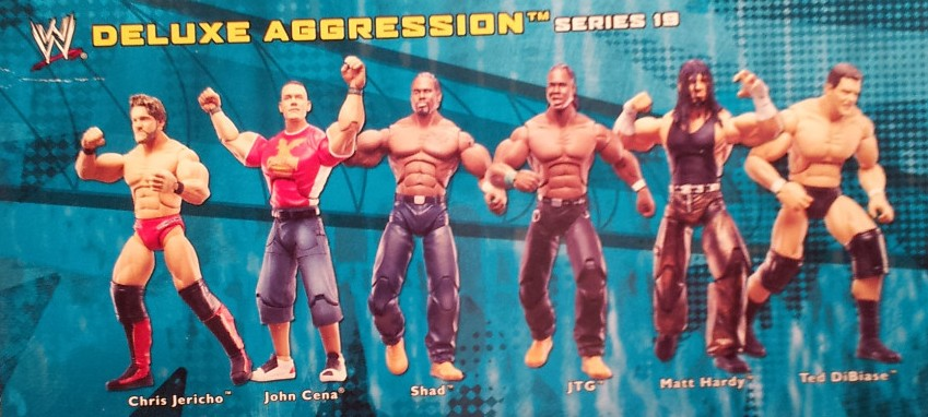 Deluxe Aggression Series 19
