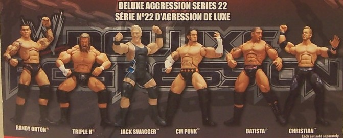 Deluxe Aggression Series 22