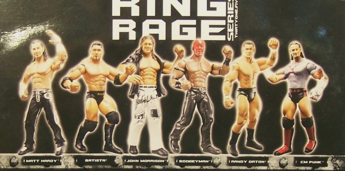 WWE Jakks Ruthless Aggression Series 31.5 Figures