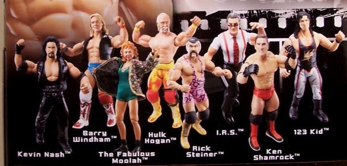 WWE Jakks Ruthless  Aggression Classic Superstars Series 11 Figures