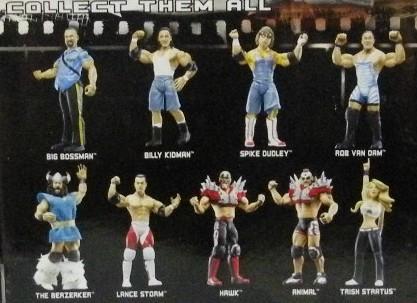 WWE Jakks Ruthless  Aggression Classic Superstars Series 23 Figures