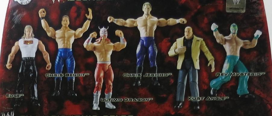 WWE Jakks Ruthless Aggression Series 10 Figures