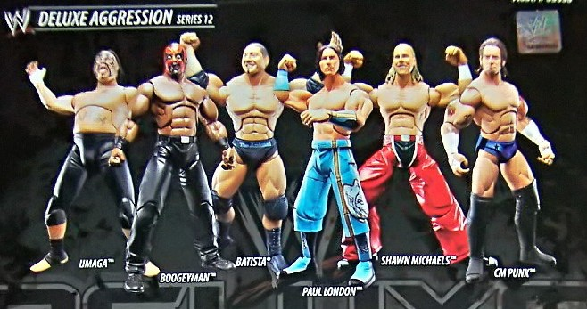 Deluxe Aggression Series 12