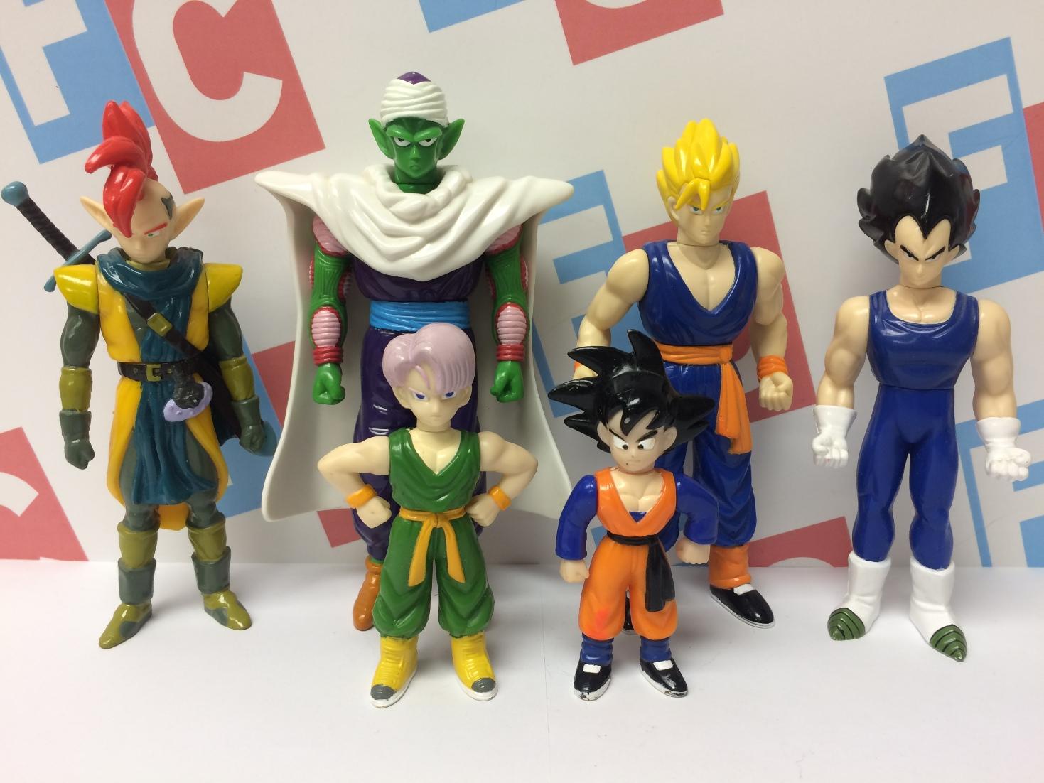 Dragon Ball Z The Saga Continues Future Trunks Series 1 Irwin DBZ