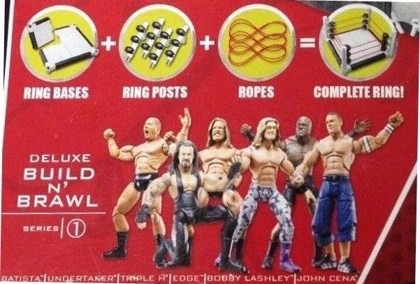 WWE Wrestling 3.75
